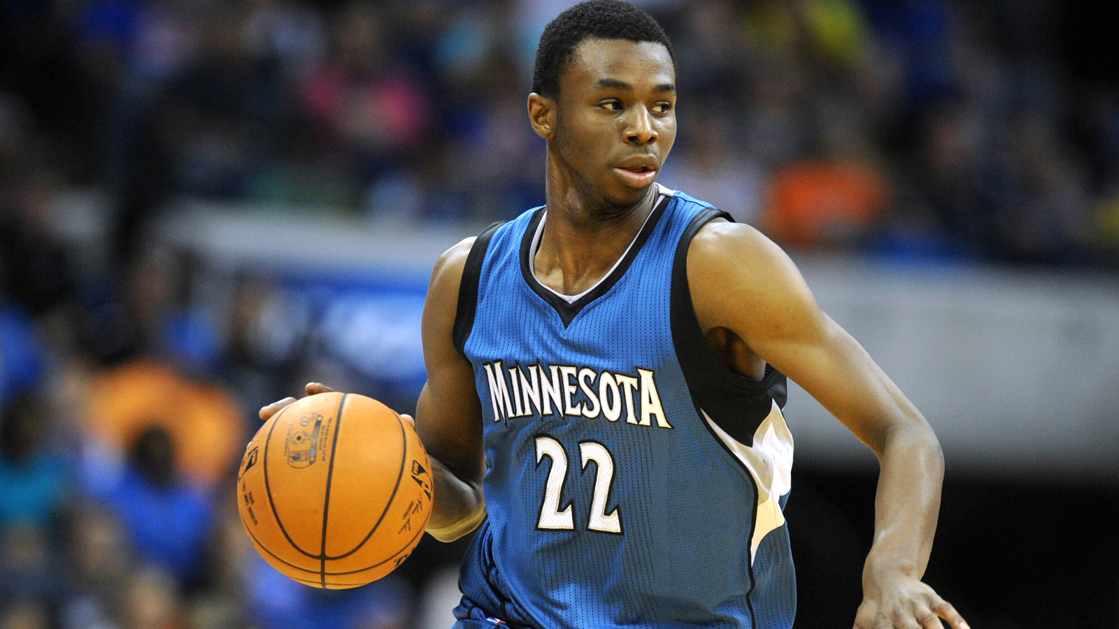 Andrew Wiggins Timberwolves Wallpaper 8