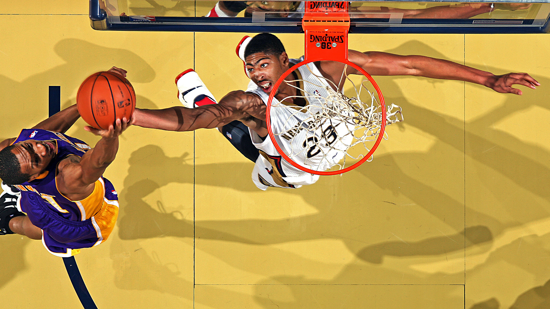 Anthony Davis Pelicans Wallpaper 28
