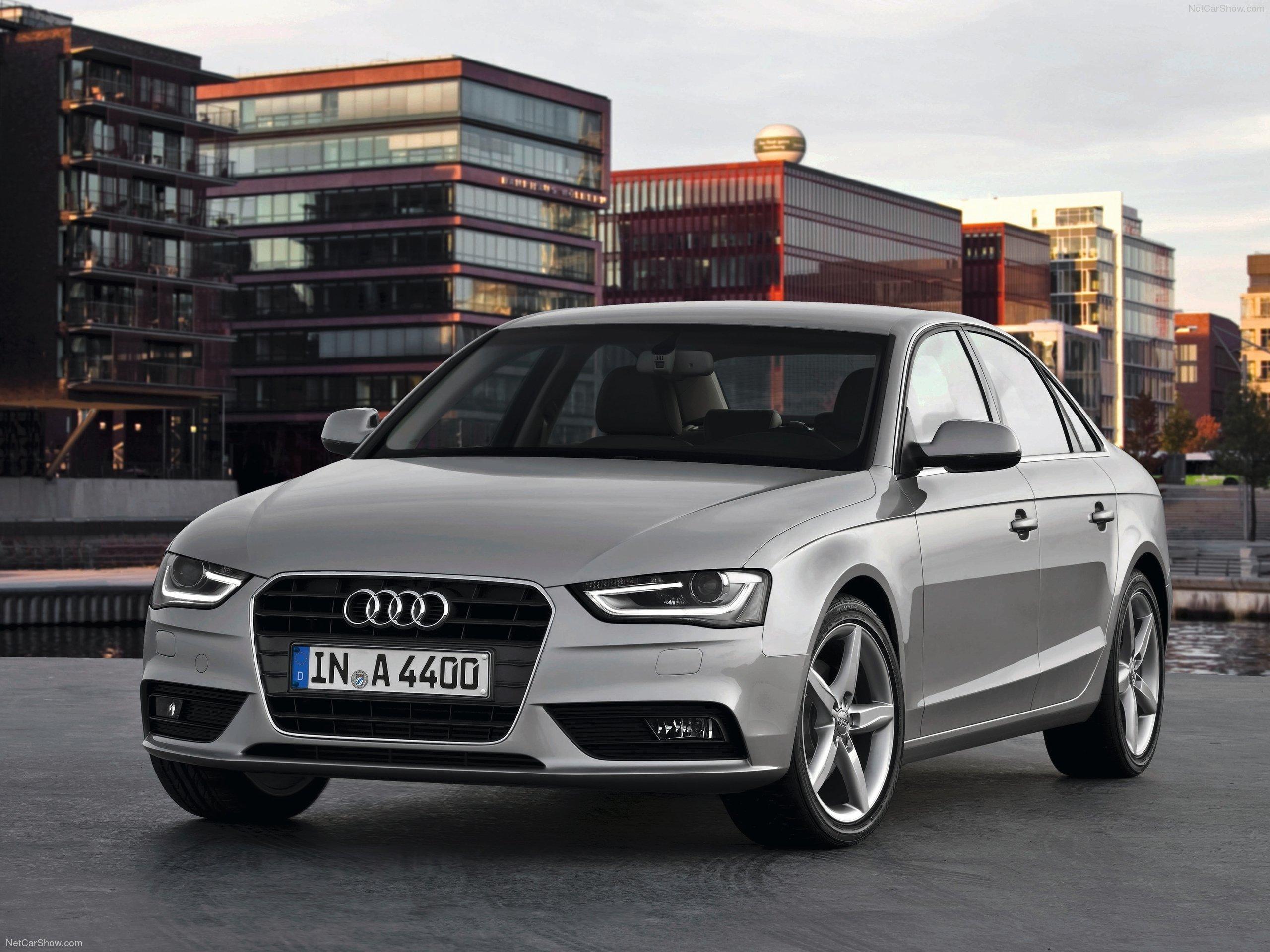 Audi A4 31