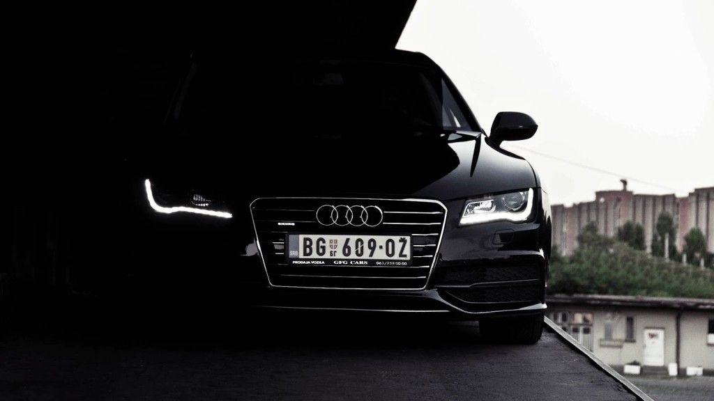 Audi Black Cars Wallpapers 20 1024×576