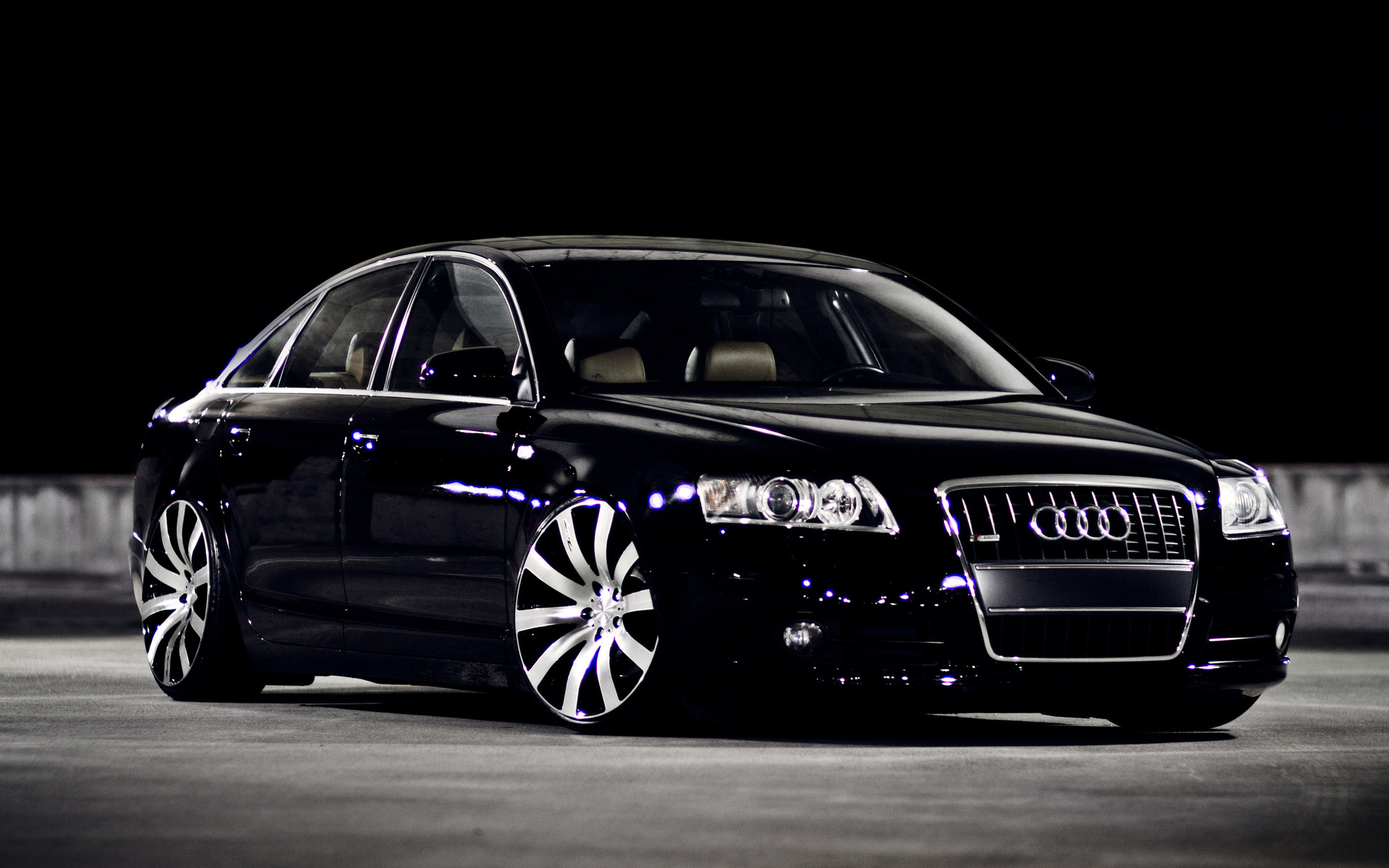 Black Audi Cars Wallpapers Amazing Wallpapers