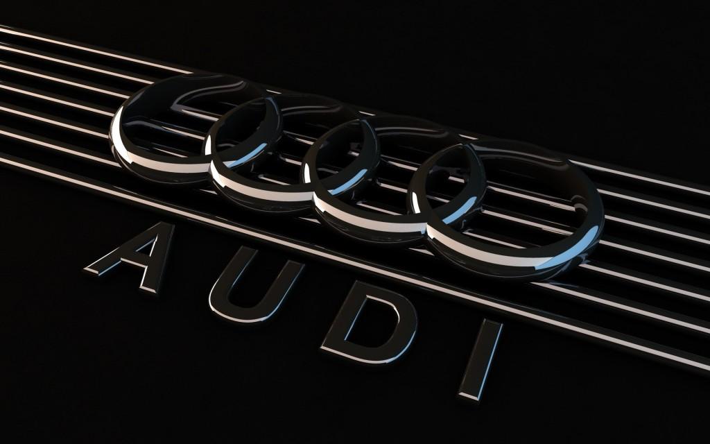 Audi Logo 3d Wallpaper 3 1024×640