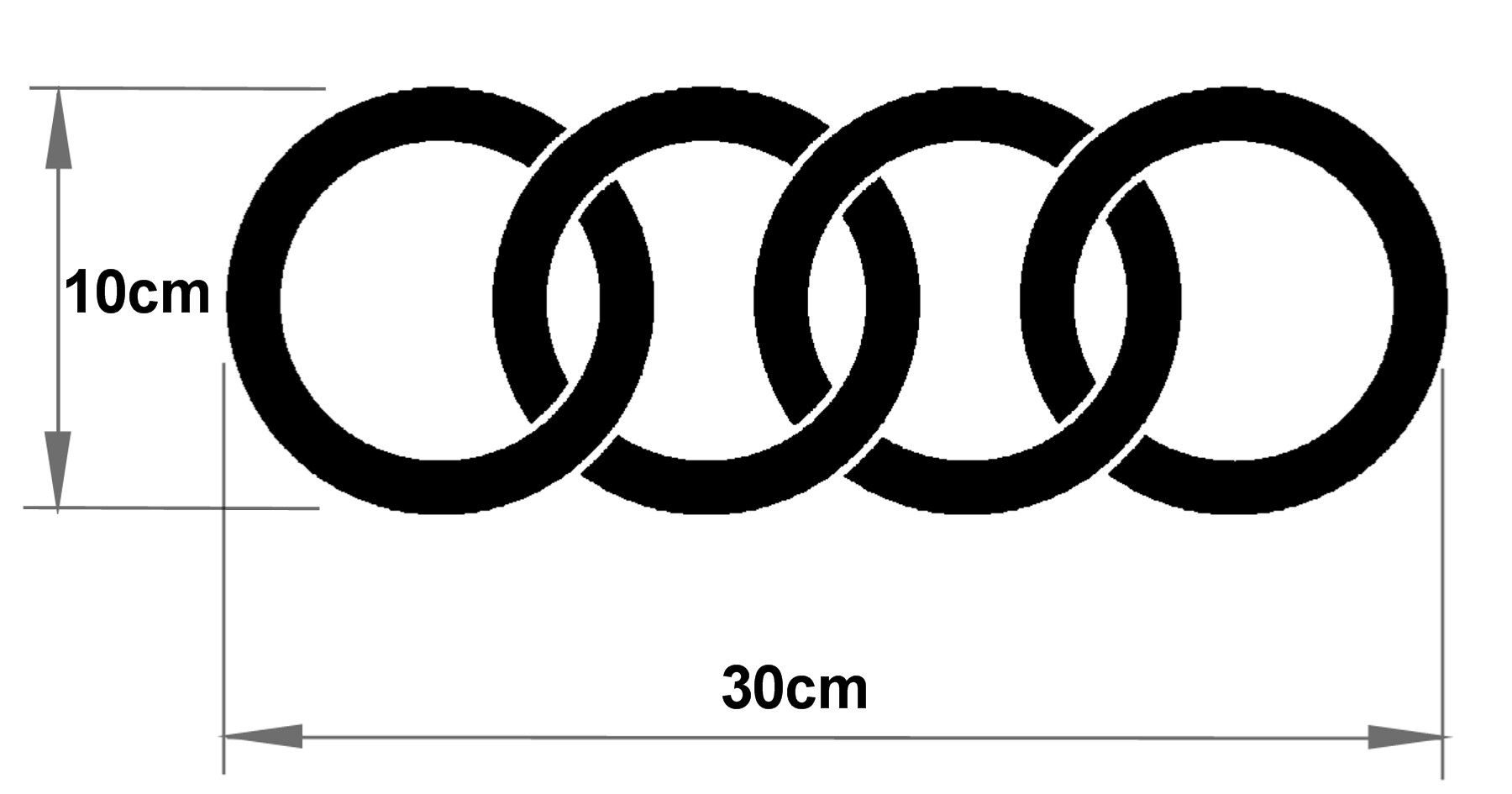 audi logo black and white important wallpapers