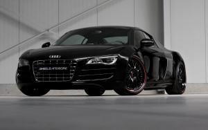 Audi R8 Black V10 2 300×188