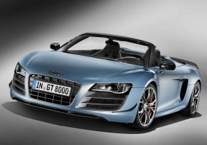 Audi R8 V12 Wallpaper Blue 3 300×211