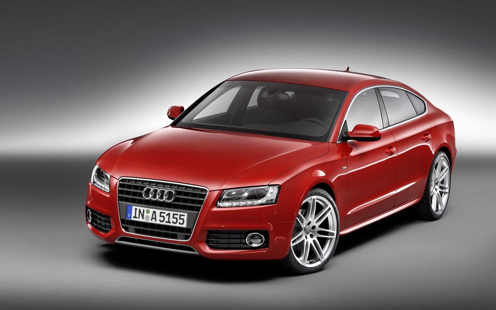 Audi Red Cars Wallpapers 18