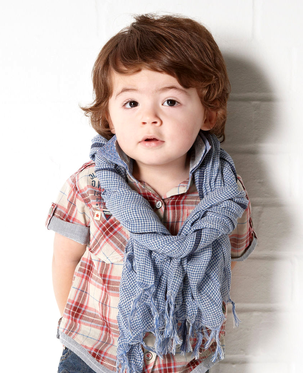 Cute Baby Boy With Mobile Wallpapers Hd | High Definitions ...