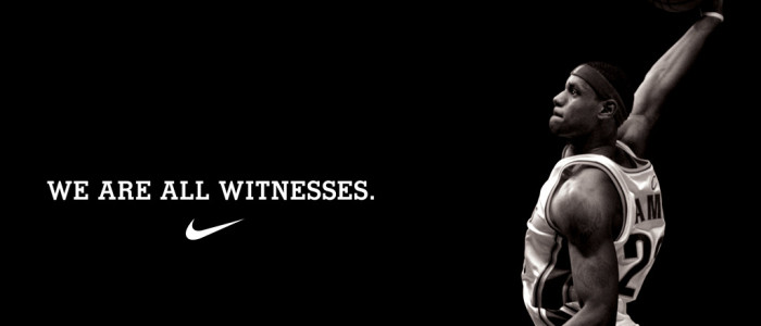 Nike – We Are All Witnesses