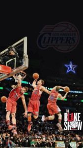 Blake Griffin Clippers Wallpaper 28 169×300