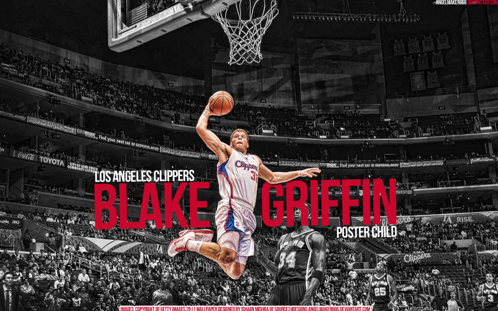 Blake Griffin Clippers Wallpaper 33 1024×640