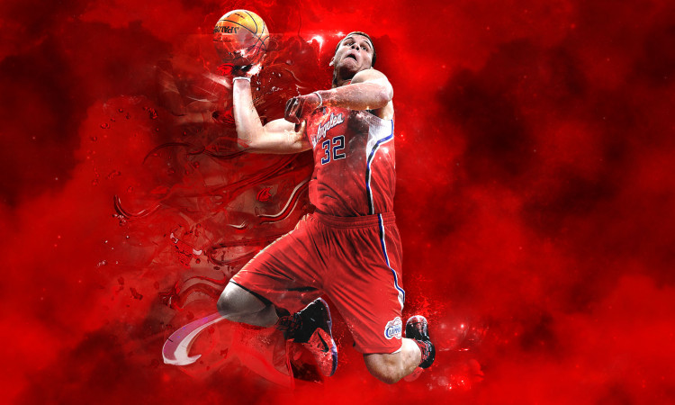 Blake Griffin Clippers Wallpaper 7 750×450