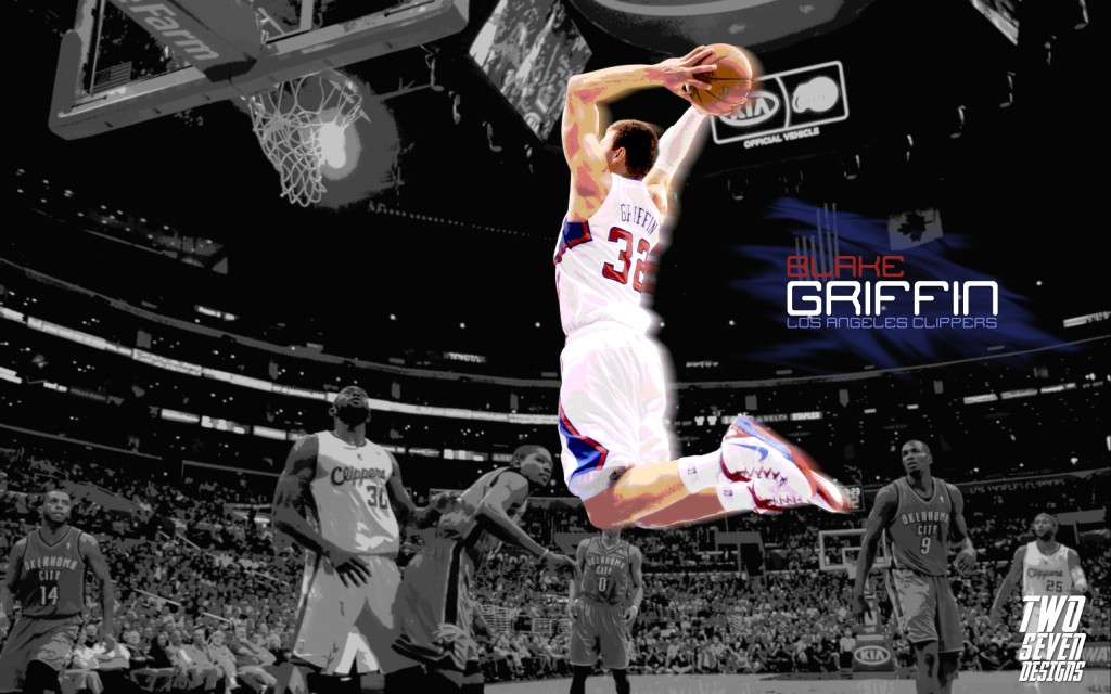 Blake Griffin Dunk Wallpaper 18 1024×640