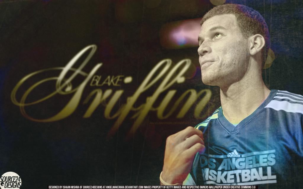 Blake Griffin Nike Wallpaper