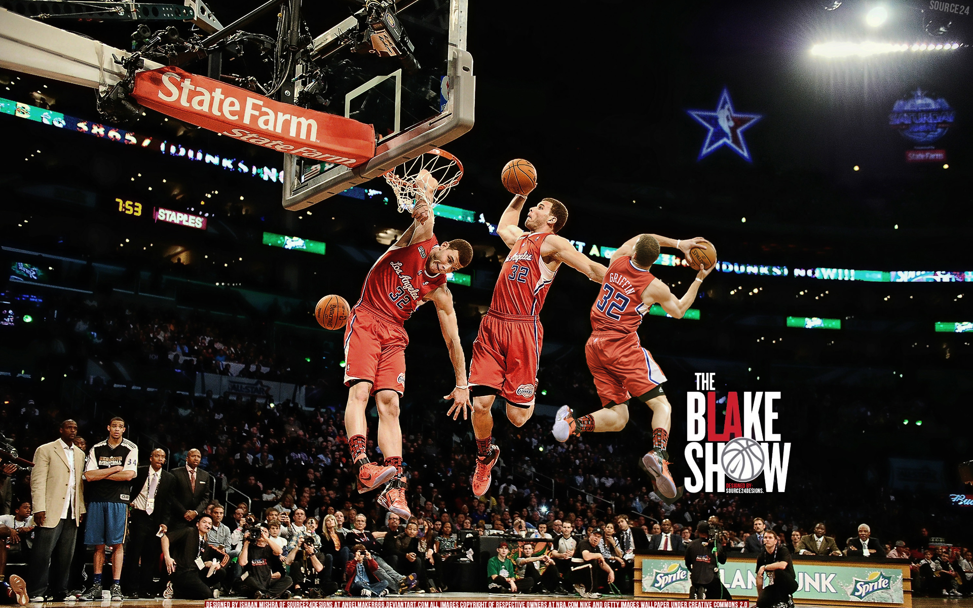 Blake Griffin Wallpaper Nike 13