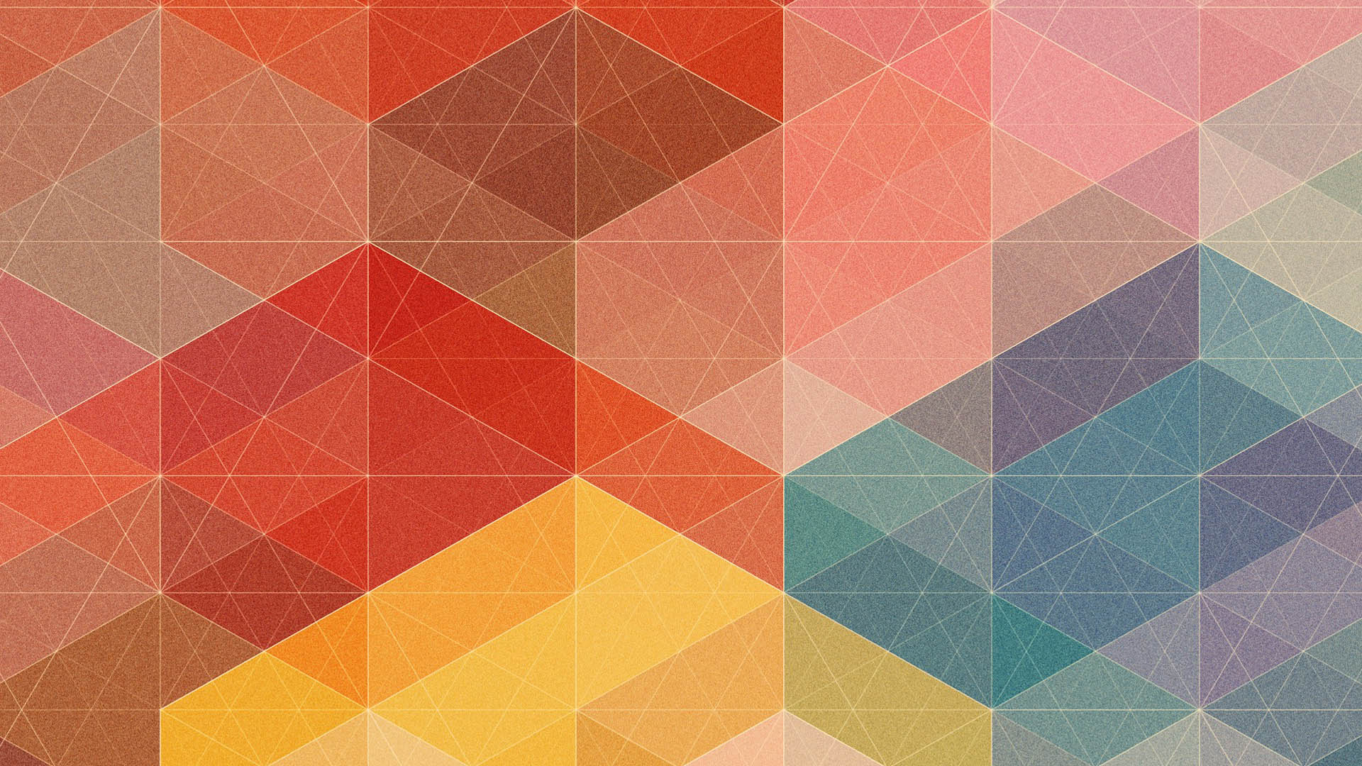 Blue geometric wallpaper the art mad wallpapers for Geometric wallpaper