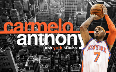 Carmelo Anthony Wallpaper 22 400×250