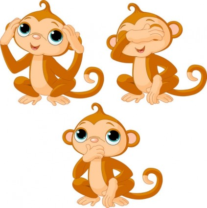 Monkey Cartoon Baby Cartoon Baby Monkey Wallpaper