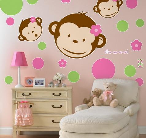 Cartoon Girl Monkey Wallpaper 10 476×450