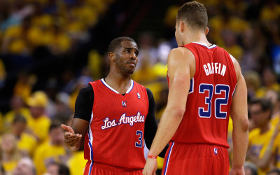 Chris Paul And Blake Griffin Wallpaper 3 400×250