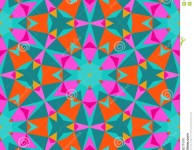 Colorful Geometric Wallpaper 41 194×150