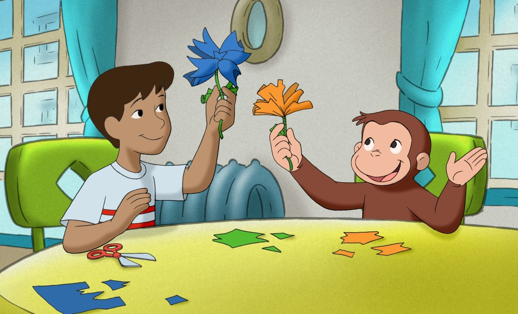 Curious George Wallpaper 46 1024×622