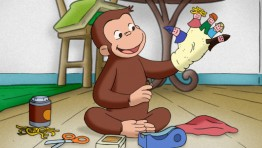 Curious George Wallpaper 49 700×300