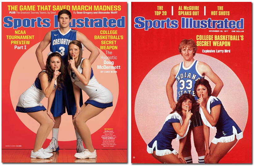 Doug Mcdermott Sports Illustrated 1