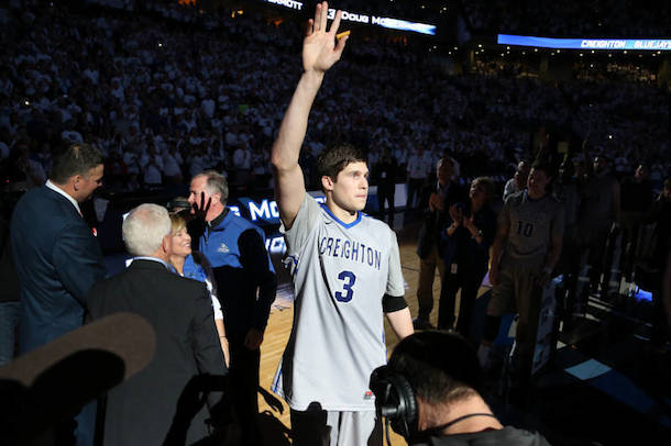 Doug Mcdermott Sports Illustrated 34