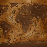 Earth Map Wallpaper 19 150×150
