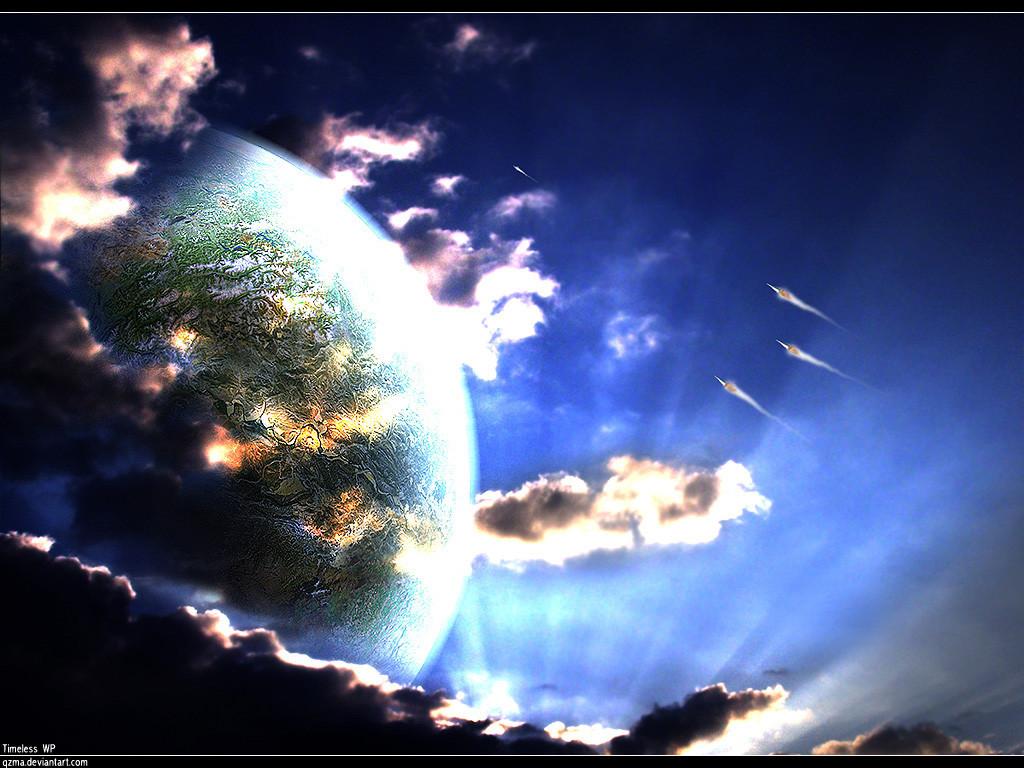 Earth Wallpaper 3D 1 1024×768