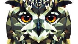 Geometric Animal Wallpaper 13 400×250