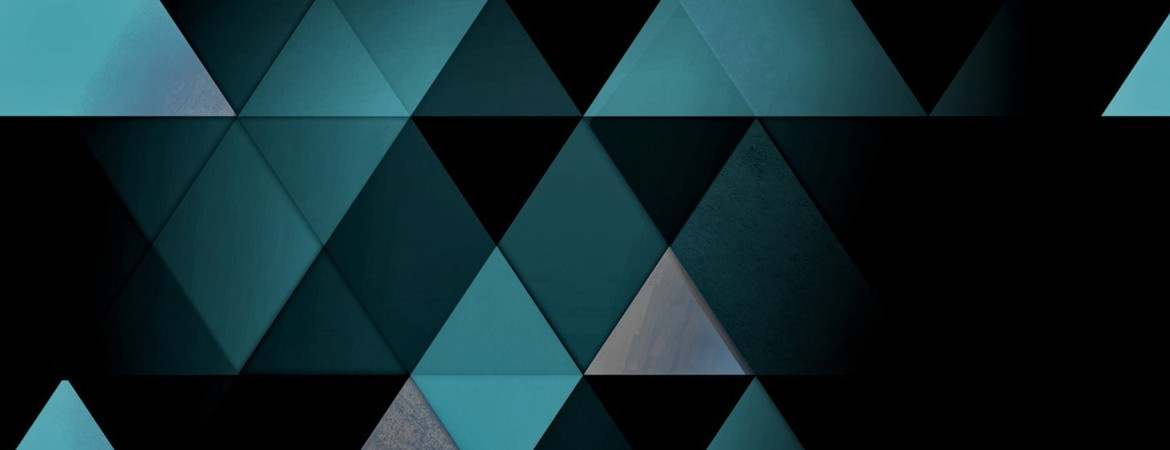 Geometric Triangle Wallpaper 1 1170×450