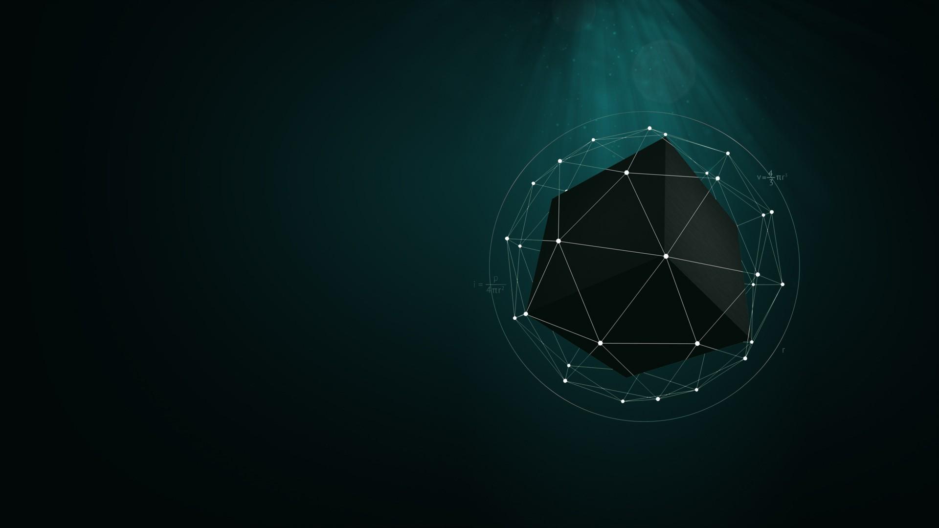 Geometric Wallpaper 3
