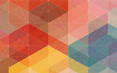 Geometric Wallpaper 4 400×250
