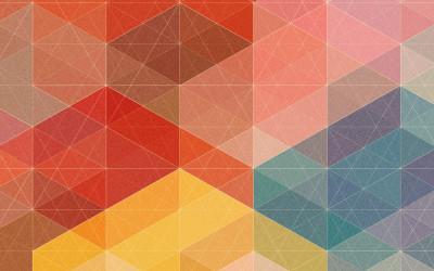 Geometric Wallpaper 4 400×250