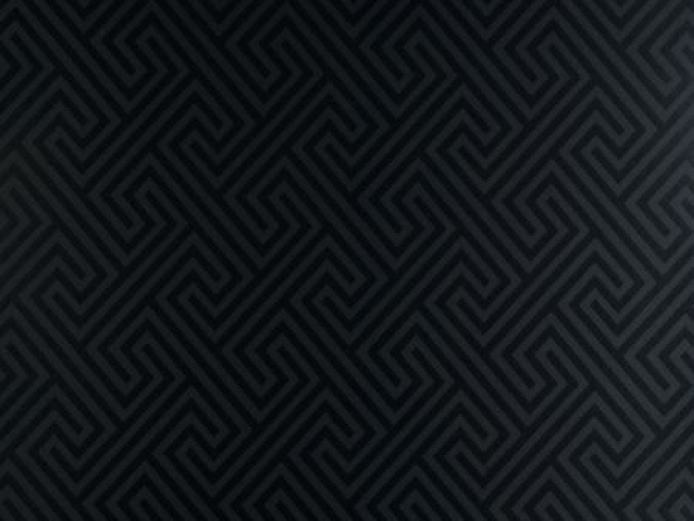 Geometric Wallpaper Black 13