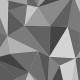 Geometric Wallpaper Black 3 80×80