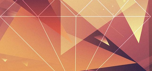 Geometric Wallpaper iPhone 5