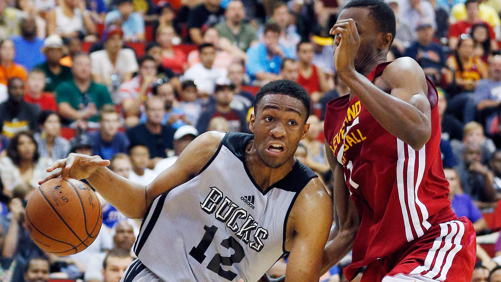 Bucks Cavaliers Basketball  Jabari Parker Bucks Summer League