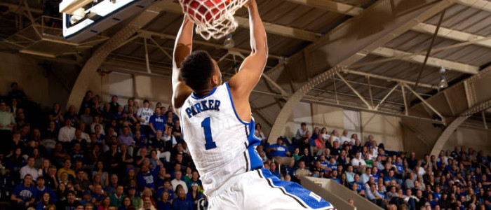 Jabari Parker Dunks On 7 Footer 6 700×300