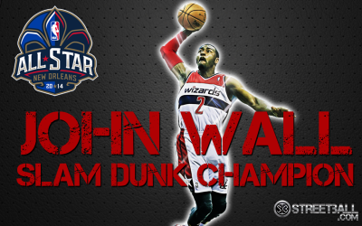 John Wall Dunking Wallpaper 3 400×250