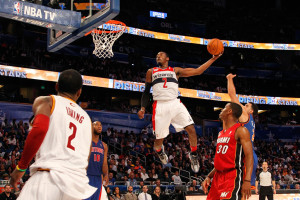 John Wall Dunking Wallpaper 5 300×200