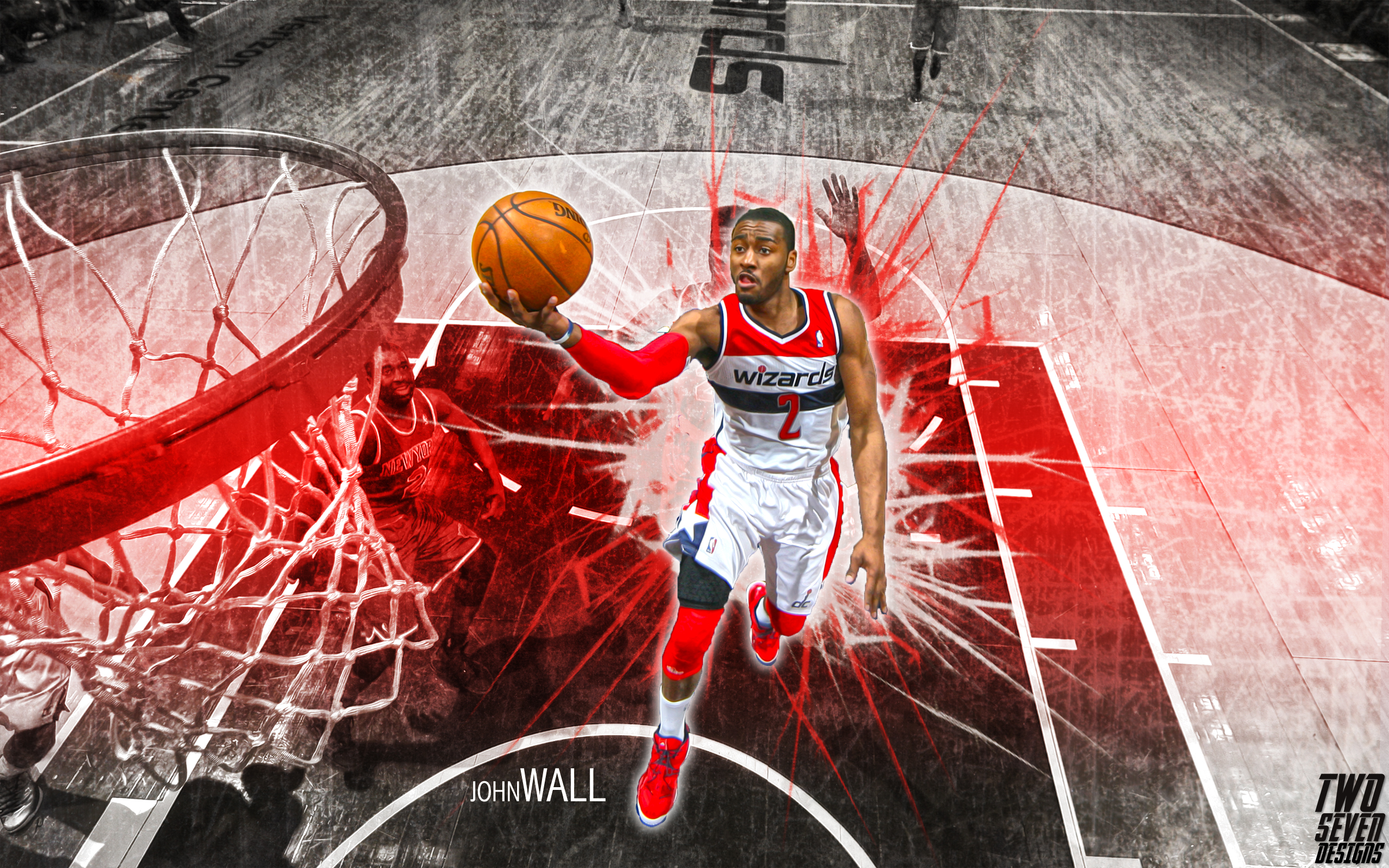 John Wall Washington Wizards