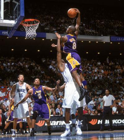 Kobe Bryant Dunk 30