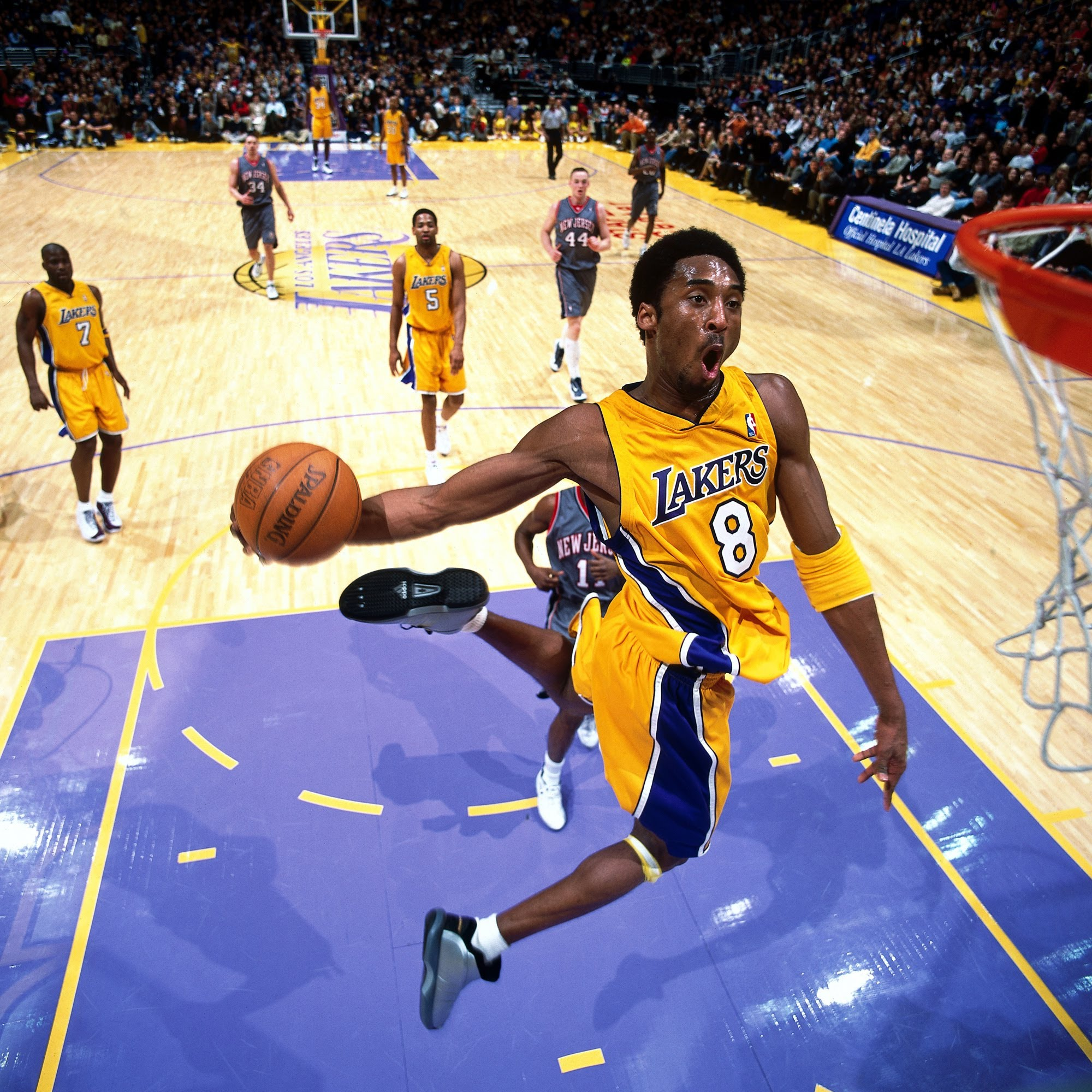 Kobe Bryant Dunk Pictures 114