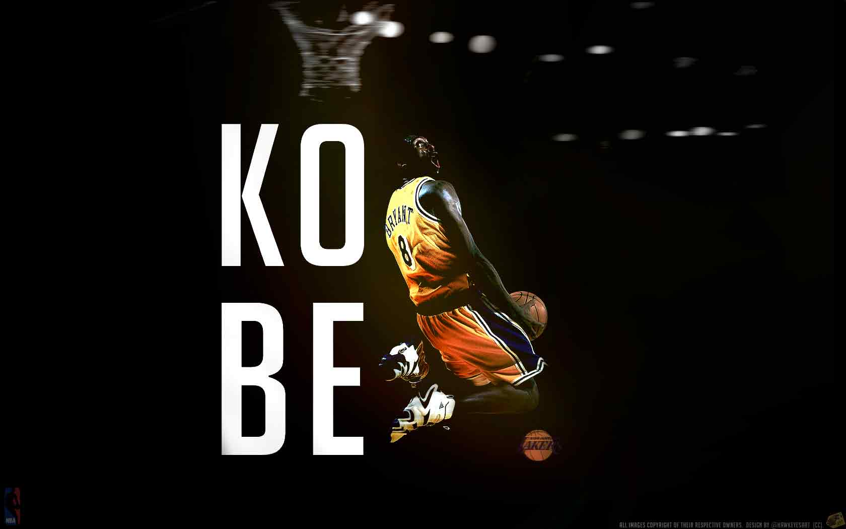 Kobe Bryant Wallpaper Black Mamba 13
