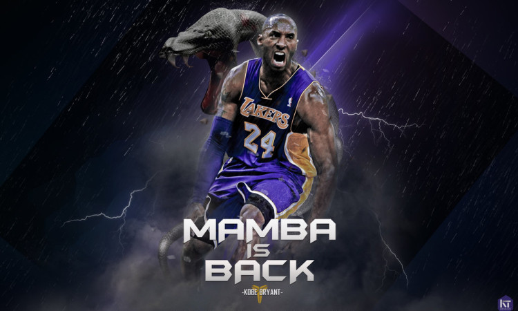 Kobe Bryant Wallpaper Black Mamba 14 750×450