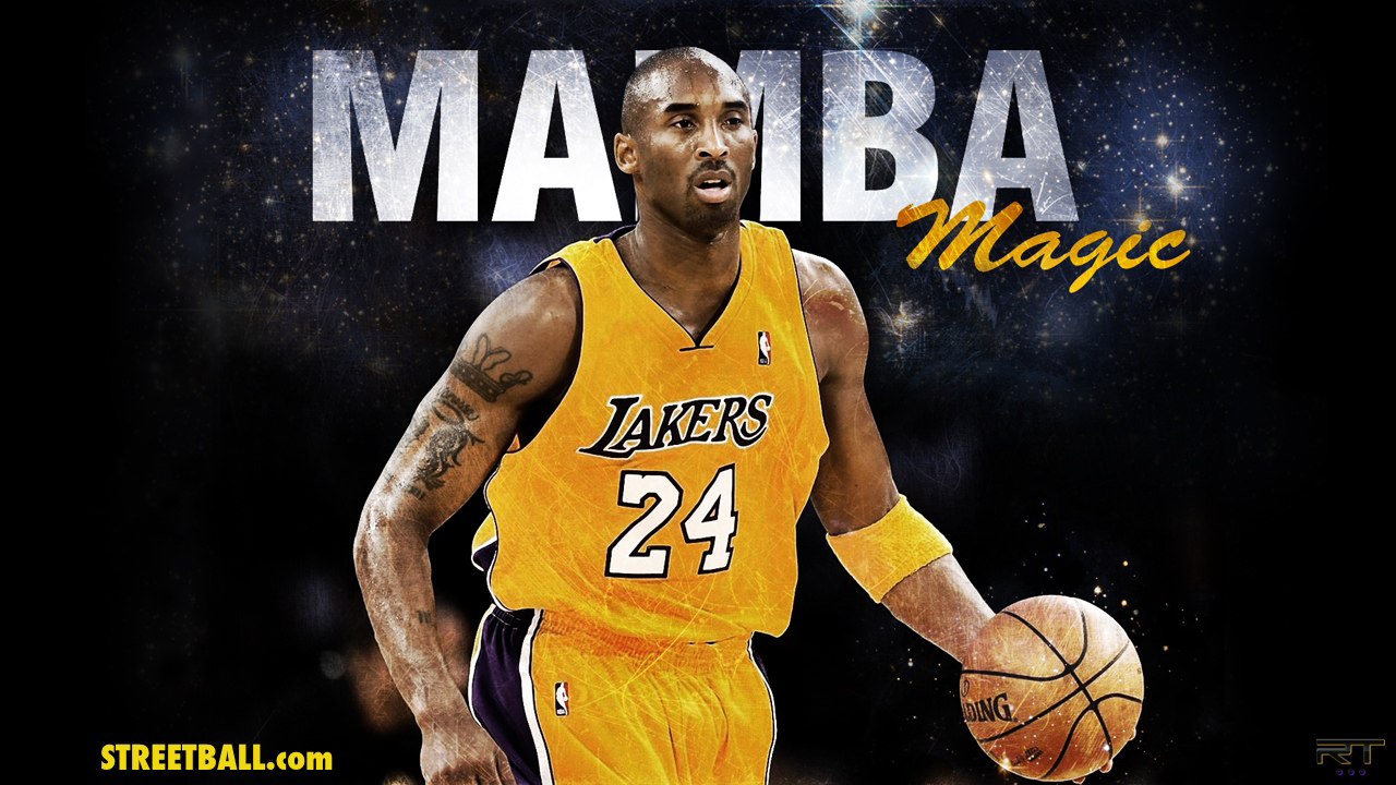 Kobe Bryant Wallpaper Black Mamba 6