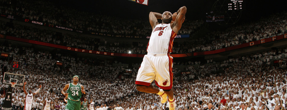 Lebron James Dunk 25 1170×450