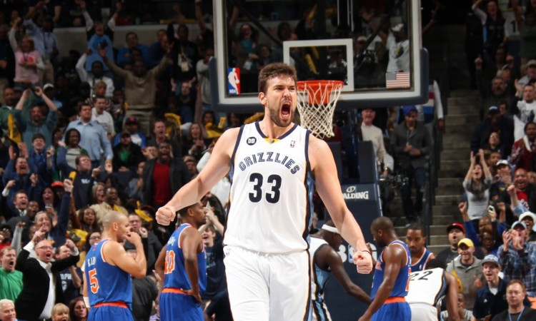 Marc Gasol Wallpaper 4 750×450